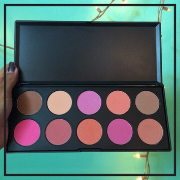 Photo of BH Cosmetics 10 Color Professional Blush Palette uploaded by Marina G.