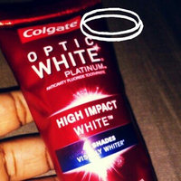 Colgate Optic White Anticavity Fluoride Toothpaste Cool Mint uploaded by Tshenelle JEQS100/138 B.