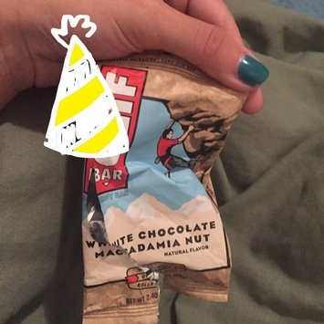 Clif Bar Energy Bar White Chocolate Macadamia Nut uploaded by Heather F.