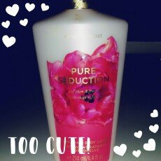 Photo of Victoria's Secret Pure Seduction Hydrating Body Lotion uploaded by Verenice T.