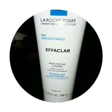La Roche-Posay Effaclar Medicated Gel Cleanser uploaded by Wayna V.