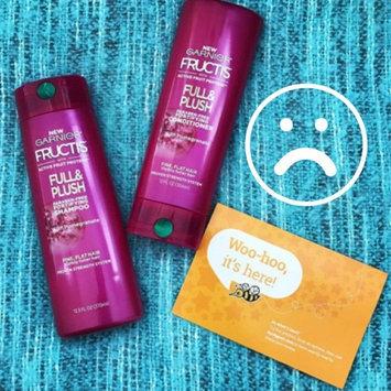 Garnier® Fructis® Full & Plush Shampoo uploaded by Brenda C.