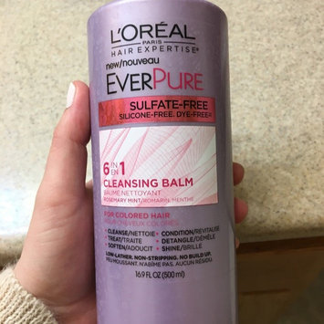 Photo of L'Oréal Paris Hair Expertise® EverPure Cleansing Balm uploaded by Teagan B.