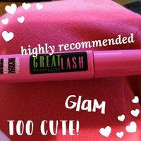 Maybelline Great Lash® Washable Curved Brush Mascara uploaded by Alysha L.