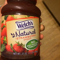Welch's® Natural Strawberry Spread uploaded by shilpa l.