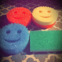 Scrub Daddy Set of 8 Multi-color Scratch Free Sponges uploaded by Chelsea G.