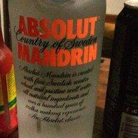 Absolut Mandrin Vodka uploaded by Andrea L.