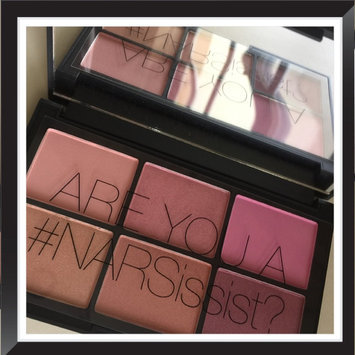 NARS NARSISSIST UNFILTERED CHEEK PALETTE Unflitered II uploaded by Kristina M.