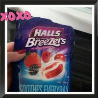 Halls Breezers: Cool Berry Non-Mentholated Pectin Throat Drops uploaded by Sabrina E.