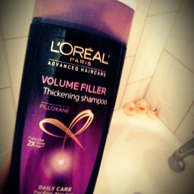 L'Oréal Paris Advanced Haircare Volume Filler Thickening Shampoo, 12. uploaded by Danielle G.