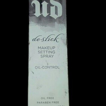 Urban Decay De-Slick Oil Control Makeup Setting Spray uploaded by Destiny D.