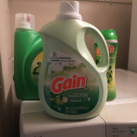 Gain With FreshLock Original Liquid Fabric Softener 120 Loads 103 Fl Oz uploaded by Wendy G.