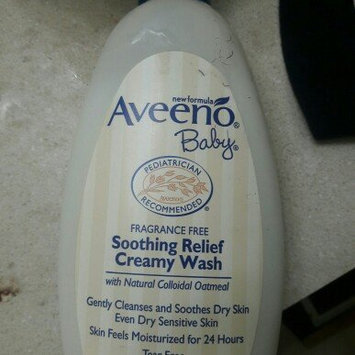 Photo of Aveeno Baby Soothing Relief Creamy Wash uploaded by Giselle N.