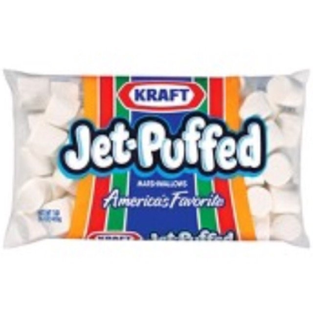 Jet-Puffed Extra Large Jumbo Mallows Marshmallows uploaded by Meredith W.