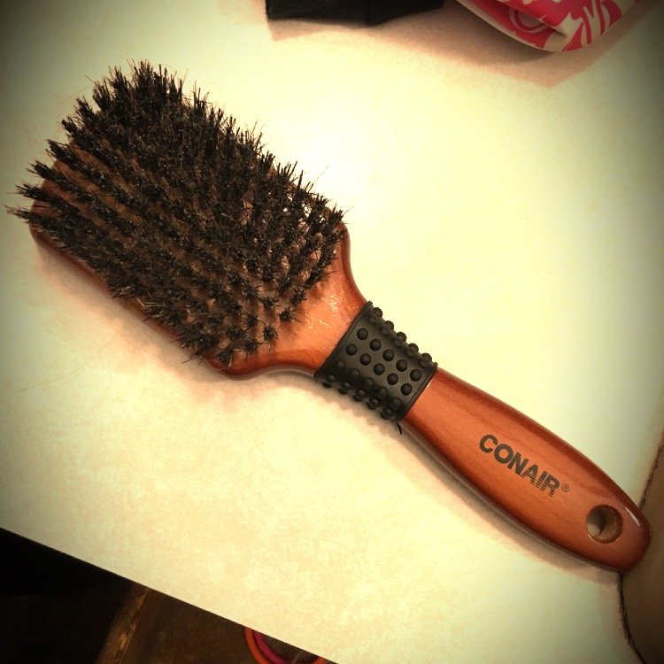 SCUNCI Performers 100% Boars Bristle All Purpose Styling Brush