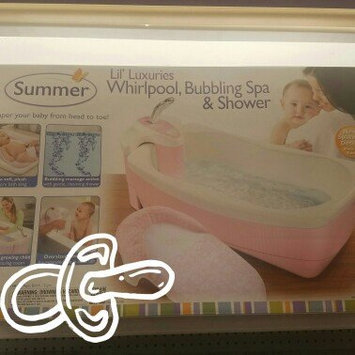 Photo of Summer Infant Mother's Touch Large Baby Bather Refresh, Bubble Fish, 1 ea uploaded by chanel o.