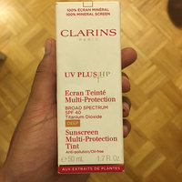 Clarins UV Plus HP SPF 40 Tint Daily Shield uploaded by Zara K.