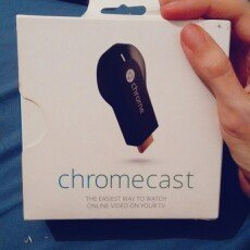 Chromecast uploaded by Ana P.