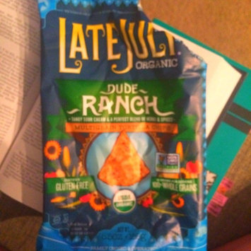 Photo of Late July® Snacks Multigrain Tortilla Chips Dude Ranch uploaded by Marinna R.
