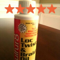 Sulfur 8 Sulfur8 Loc Twist and Braid Oil, 4 Ounce uploaded by Meriah W.
