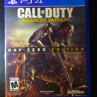 Activision Call of Duty: Advanced Warfare Day Zero Edition (PlayStation 4) uploaded by VICTOR L.