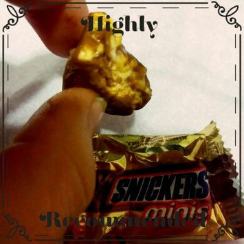 Snickers Minis uploaded by Maria R.