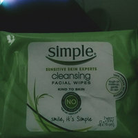 Simple Exfoliating Facial Wipes uploaded by Arianna L R.