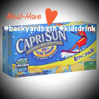 Capri Sun® Lemonade uploaded by Raynell B.