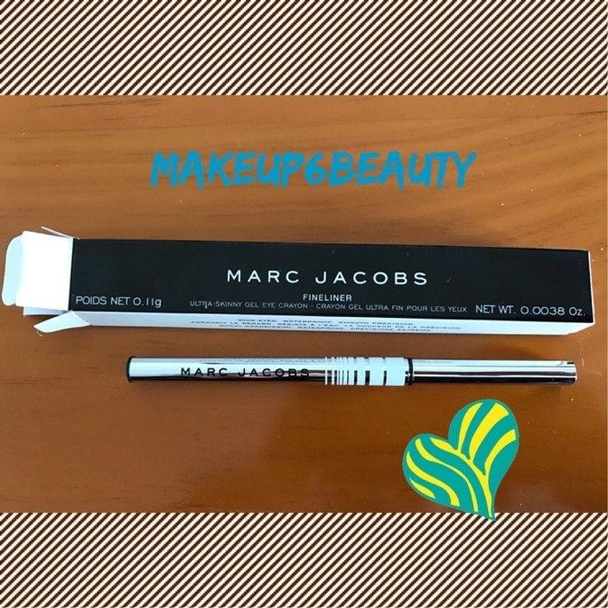Marc Jacobs Beauty Fineliner Ultra-Skinny Gel Eye Crayon Eyeliner uploaded by Tamara H.