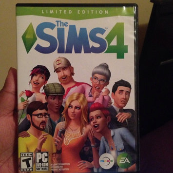 Electronic Arts The SIMS 4 Limited Edition (PC Games) uploaded by Jazzmyn H.
