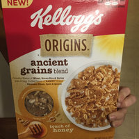 Kellogg's Origins™ Ancient Grains Blend Touch of Honey Cereal 11.8 oz. Box uploaded by Sally G.