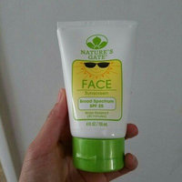 Nature's Gate Face Block Sunscreen uploaded by Stephanie F.