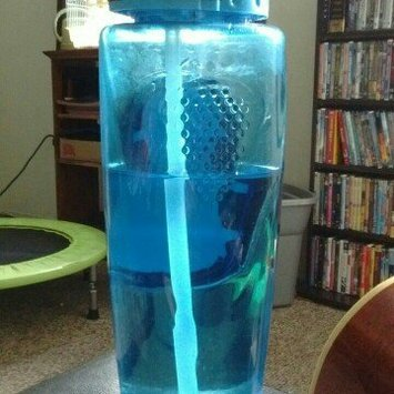 Cool Gear 32-Ounce Sahara Bottle, Blue uploaded by Amy D.