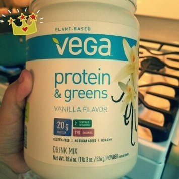Vega One Protein & Greens Vanilla Protein Powder uploaded by Rachael C.