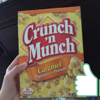 Crunch 'N Munch Popcorn Caramel Popcorn with Peanuts uploaded by Nicole A.