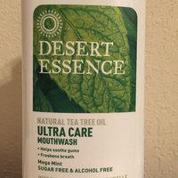 Desert Essence Ultra Care Mouthwash - Mega Mint uploaded by Katie K.