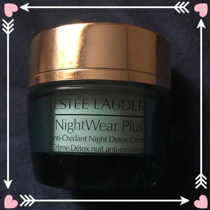 Estée Lauder NightWear Plus Anti-Oxidant Night Detox Creme  uploaded by Angela H.