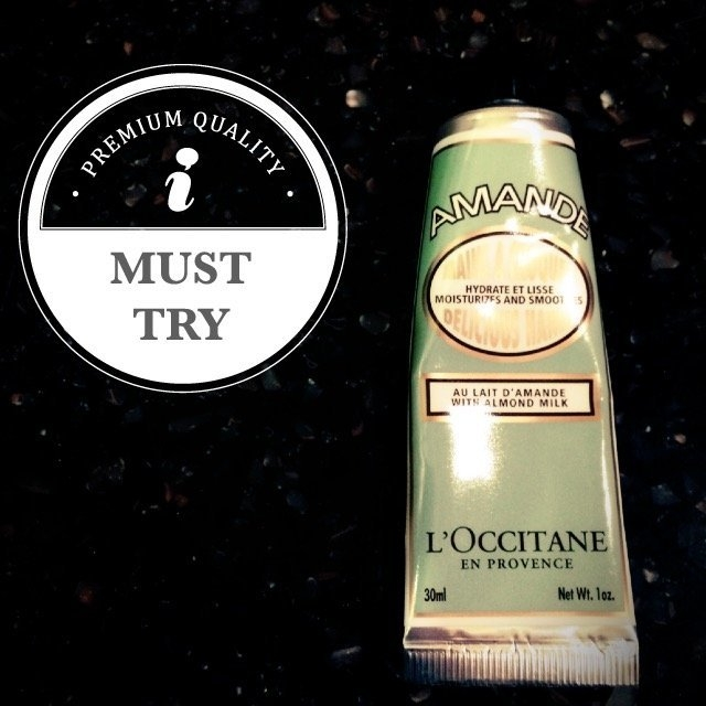L'Occitane Hand Creams Amande 1 oz uploaded by Samantha J.
