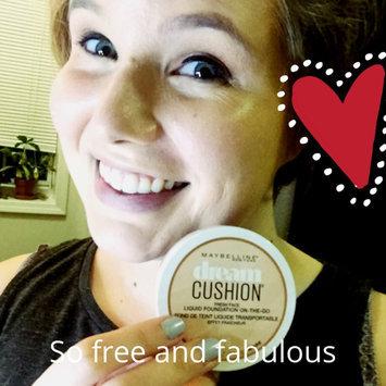 Photo of Maybelline Dream Cushion™ Fresh Face Liquid Foundation uploaded by Caroline W.