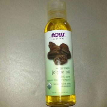 NOW Foods - Jojoba Oil Certified Organic - 4 oz. uploaded by Adriana F.