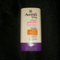 Aveeno Baby Natural Protection Sunblock Stick SPF 50+ (0.5 oz.) uploaded by Cait E.