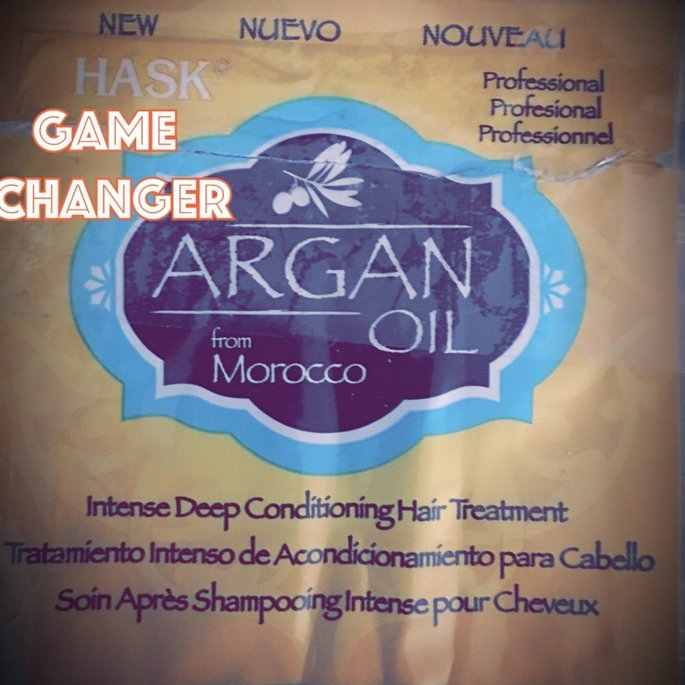 Hask Argan Oil Intense Deep Conditioning Hair Treatment uploaded by Jennifer W.
