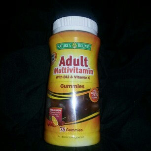 Photo of Nature's Bounty Your Life Multi Adult Gummies Multivitamin uploaded by Ebony B.