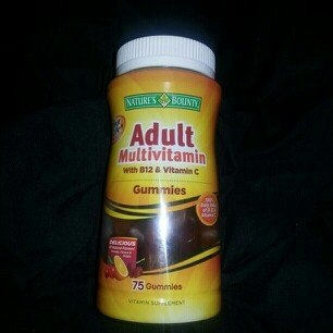 Nature's Bounty Your Life Multi Adult Gummies Multivitamin uploaded by Ebony B.