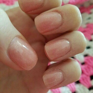 SNS Natural Set Nail Dipping Powder uploaded by Michelle T.