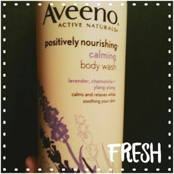 Aveeno Positively Nourishing Calming Body Wash uploaded by Kimberly M.