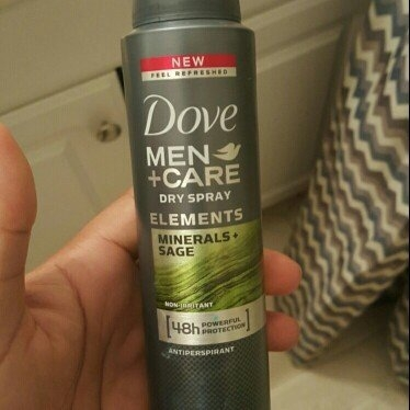 Dove Men+Care Elements Minerals and Sage Dry Spray uploaded by Christian W.