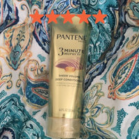 Pantene Pro-V 3 Minute Miracle Sheer Volume Deep Conditioner uploaded by Victoria P.