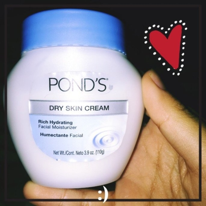 Pond's Dry Skin Cream uploaded by Krystal S.