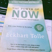 The Power of Now: A Guide to Spiritual Enlightenment uploaded by Cassandra D.